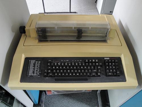 DECwriter Printer terminal